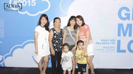 GALA DINNER - FAMILY'S DAY TTP 2015